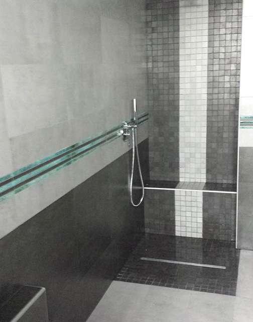 Cabina doccia muratura cheap bagnobox doccia scorrevole - Cabine doccia in muratura ...